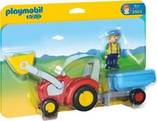 CAMION CON TRAILER 123 PLAYMOBIL REF 6964