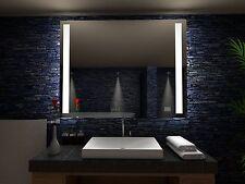 Badspiegel SYDNEY mit LED Beleuchtung Badezimmerspiegel Bad Spiegel Wandspiegel