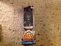Star Wars Rebels Hero Series Darth Vader