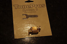 TonePros SPRS2-GLD Locking US Thread Studs - Gold PRS Style Guitars