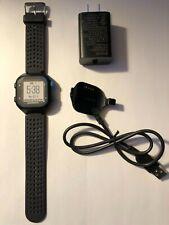 Garmin Forerunner 25 Gps Fitness Running Watch - Black/Blue