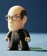X-Files The Truth Is Out There Collection Titans Vinyl Figures Skinner 1/20