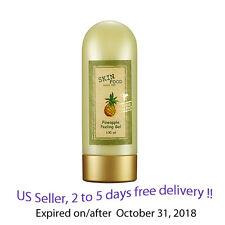 SKINFOOD Pineapple Morning Peeling Gel 100ml,  + Free Gift Sample !!