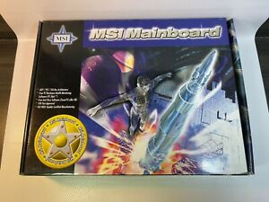 MSI MS5169 Motherboard Ver.:3 AL9 ( NEW )