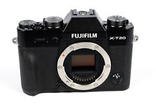 Fujifilm X-T20 Mirrorless Digital Camera Body, {24.3MP}  **EX**