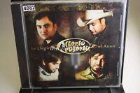 Alberto Y Roberto - Llego El Amor, 2006 ,Music CD (NEW)