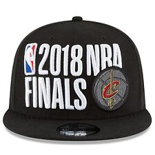 Cleveland Cavaliers New Era 2018 Conference Champions Locker Room Snapback Hat