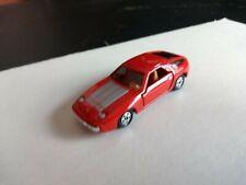 Vintage Tomy Tomica No. F53 Porsche 928 Red 1978 Japan 1:63 MINT