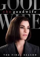 The Good Wife: The Final Season (DVD, 2016, 6-Disc Set)
