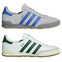 adidas ORIGINALS DEADSTOCK JEANS TRAINERS WHITE GREEN GREY SHOES SNEAKERS RETRO