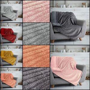 GLITTER Shiny CHRISTMAS Sherpa Fleece Blanket Double Sofa Bed Throw Luxury Chunk