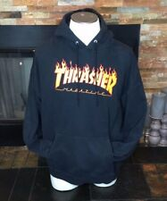 Authentic Thrasher Hoodie Size L