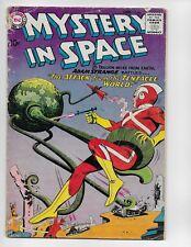 MYSTERY IN SPACE 60 - G+ 2.5 - EARLY ADAM STRANGE (1960)