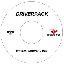PACKARD BELL DRIVERS RECOVERY CD / DVD FOR WINDOWS XP VISTA WIN 7 8 8.1 10