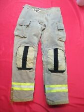 Mfg 2012 Morning Pride 36 X 38 Fire Fighter Turnout Pants Bunker Gear Rescue Tow