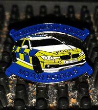 NORTHUMBRIA POLICE MOTOR PATROLS BMW 330 PIN BADGE