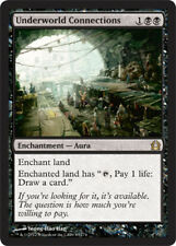 [4x] Underworld Connections [x4] Return to Ravnica Near Mint, English -BFG- MTG