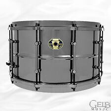 Ludwig 8x14 Black Magic Snare Drum - LW0814