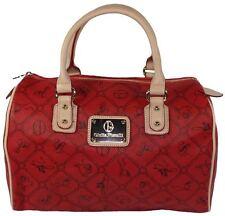 Giulia Pieralli Damentasche  Handtasche Shopper in rot No. 28416 Sonderpreis