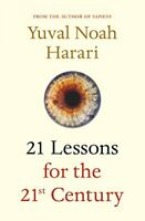 21 Lessons for the 21st Century by Harari, Yuval Noah Book The Fast Free