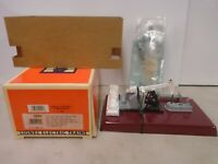 LIONEL O SCALE #6-12912 LIONELVILLE OPERATING PUMPING STATION MINT CONDITION IN