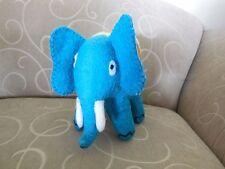 EN GRY & SIF Wool Felt Elephant - Handmade Scandinavian Design