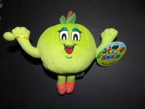 NEW 5-a-Day Friends – Annie Apple Cuddly Toy