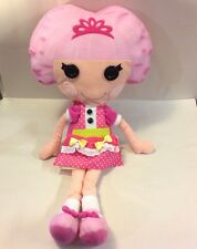 "Lalaloopsy Plush 28"" Soft Doll Jewel Sparkles Large Jumbo Buddy Pillow Toy Gift"