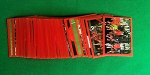 Futera Manchester United Europe 2000 Good Condition Choose your Stickers......