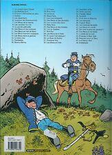Les Tuniques Bleues N° 9 La grande patrouille BD