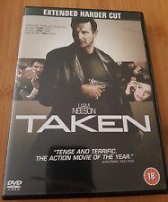 Taken DVD Liam Neeson