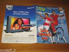 TV SORRISI E CANZONI=1999/31=ALEX BRITTI=ALBERTINO DJ=ELIO E LE STORIE TESE=
