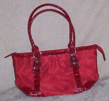 CARPISA,borsa rossa