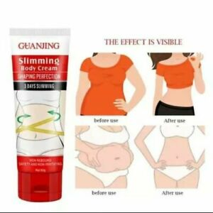 Slimming Cream Weight Loss Anti-Cellulite Belly Fat Hot Burning Shaping Six pack