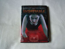 The Insatiable (DVD, 2007, Brand New)