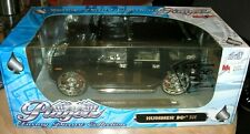 1/18 Scale Hummer H2 Playerz Luxury DieCast  Toy NIB 2004 Maisto / Jada Dub City