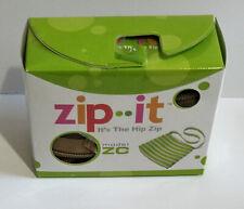 Zipit Bag - Shoulder Bag Khaki - Model ZC - Imperfect Box / Never been Used.