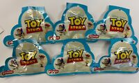 Disney Pixar Toy Story Minis Blind Mystery Bags 2019 Lot of 6 New