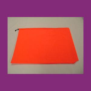 Outboard Motor MEDIUM Waterproof Prop Propeller Cover Bag Fluorescent Orange