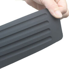 Car Pickup Rear Guard Bumper Protector Trim Cover Anti-Scratch Pad Accessories
