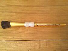 "3/4"" Camel hair Mop Brush ~ Gilding, Gold leaf sheets, Arts and crafts"