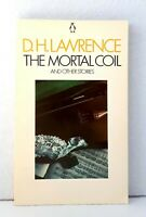 The Mortal Coil and Other Stories by D. H. Lawrence vintage Penguin paperback