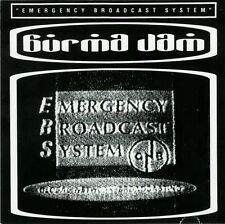 Burma Jam ‎– Emergency Broadcast System   New  cd   in seal   Reggae, Ska