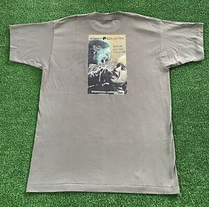 Vintage The Reptile Movie Promo T-Shirt The Hammer Collection Single Stitch 90s