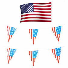 AMERICA/AMERICANO/USA Party Pack. Bandierine/Bandiera