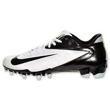 Nike Black & White Vapor Pro Low TD Cleats Mens 14.5 *NEW*