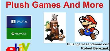Plush Games And More