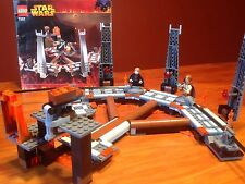 LEGO STAR WARS 7257 ULTIMATE LIGHTSABER DUEL - COMPLETE W INSTRUCTIONS