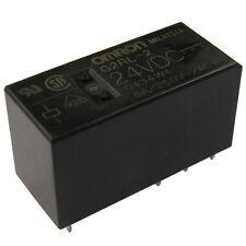 OMRON G2RL-2-24 Relais 24V DC 2xUM 8A 1440R PCB Power Relay 854750