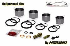 Aprilia RS125 06-12 front brake caliper piston & seal repair kit 2008 2009 2010